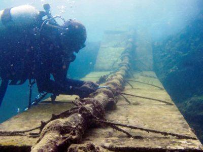 Underwater Marine Cable
